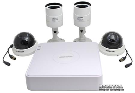 Установка активного сетевого оборудования для видео наблюдения3813309
