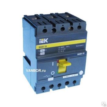 Автоматический выключатель12892884